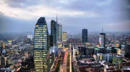 Milano la culla del team building