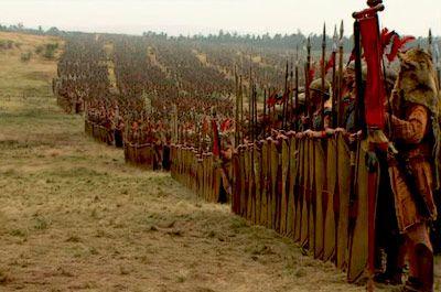 l'esercito romano: il primo team builder della storia