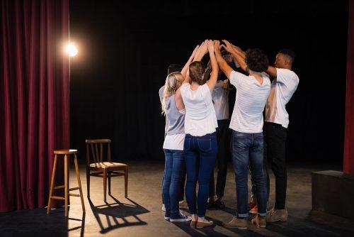 team building teatro genova