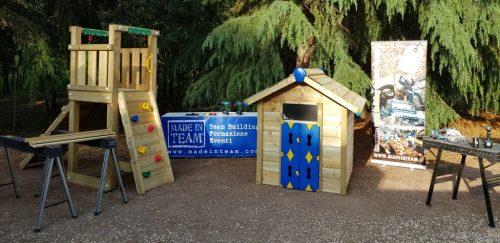il Social Team Building® progetto Parco Giochi