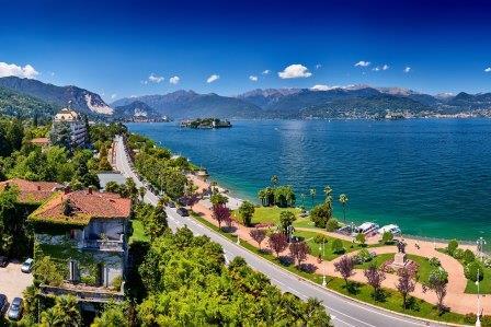 Team building sul Lago Maggiore