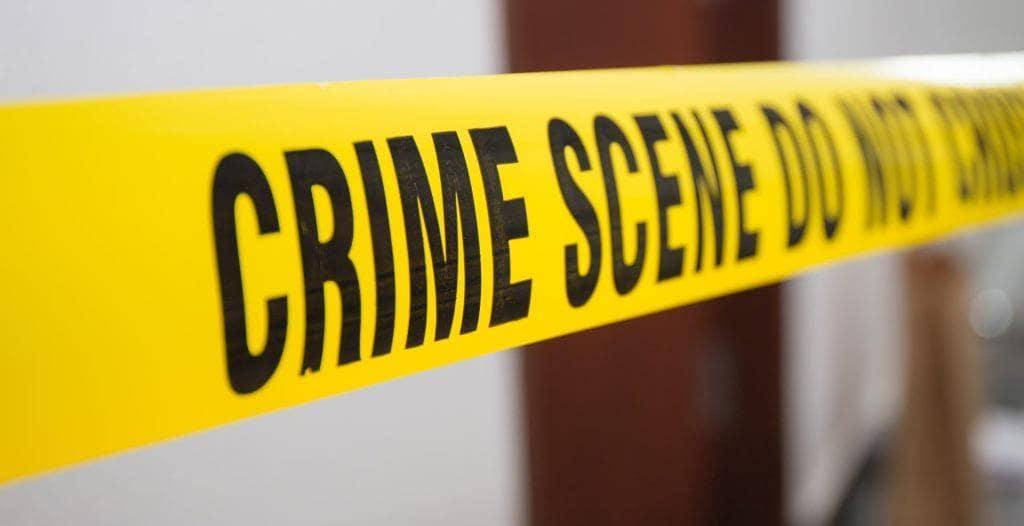 Un set di indagine dell'attività di Investigative Team Building CSI organizzata da Made In Team