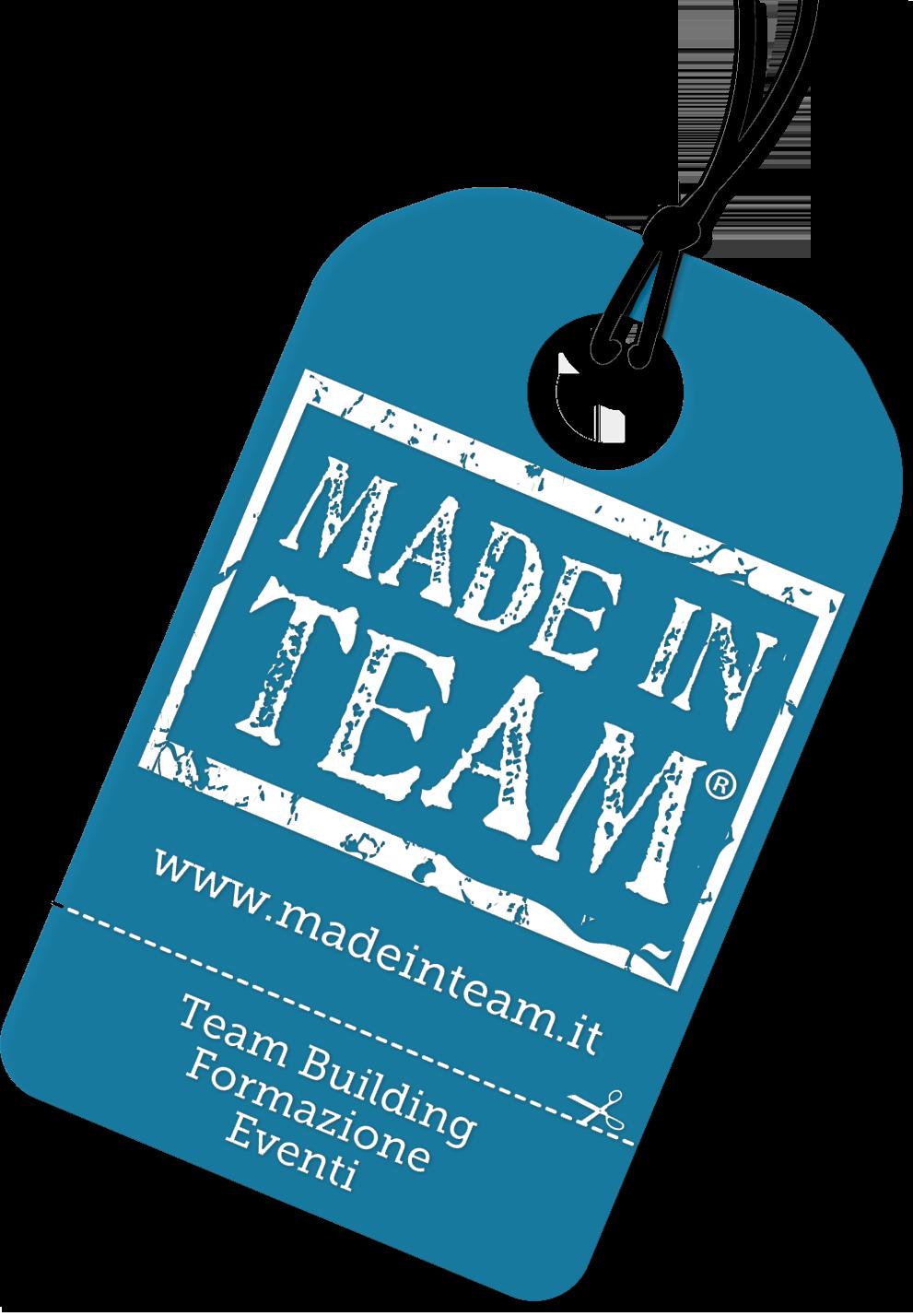 Made In Team da oltre 10 anni organizza attività di team building aziendale !